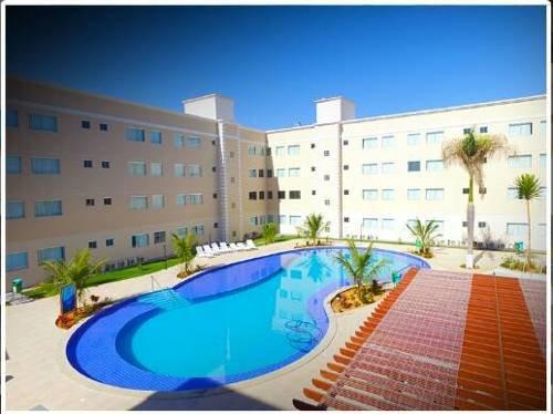 Resort Encontro das Aguas, location de vacances à Caldas Novas