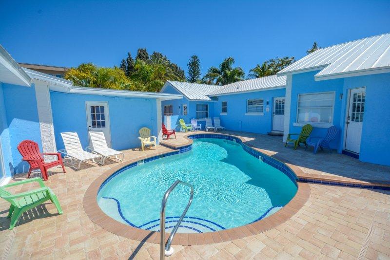 Grande villa de 2 chambres situé sur Siesta Key - distance de marche de la plage, des commerces, restaurant
