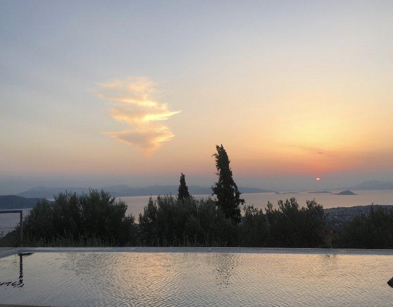 Villa Aegina Moments | Villa in Aegina, vacation rental in Saronic Gulf Islands