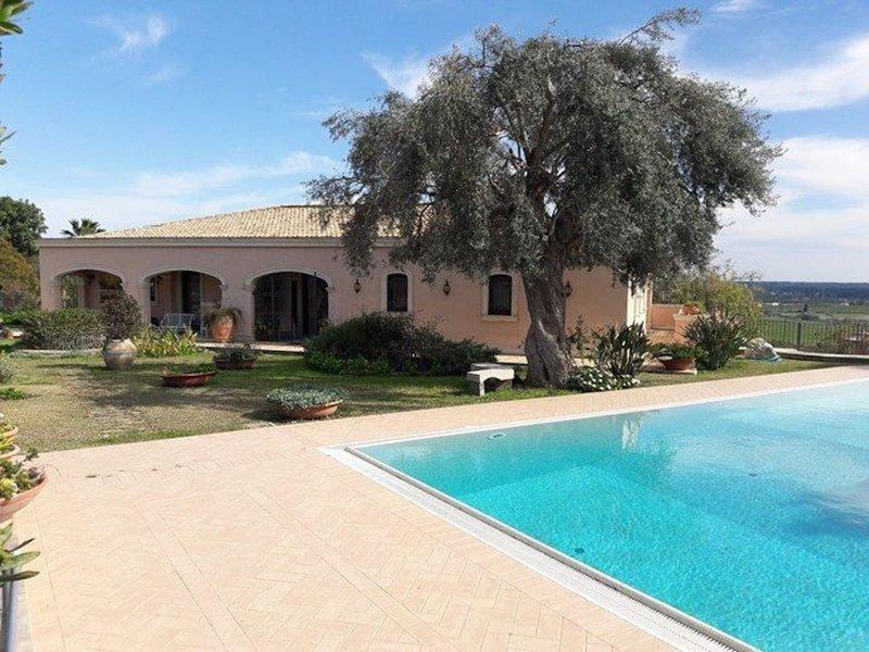 Villa Grazia Siracusa, vacation rental in Belvedere