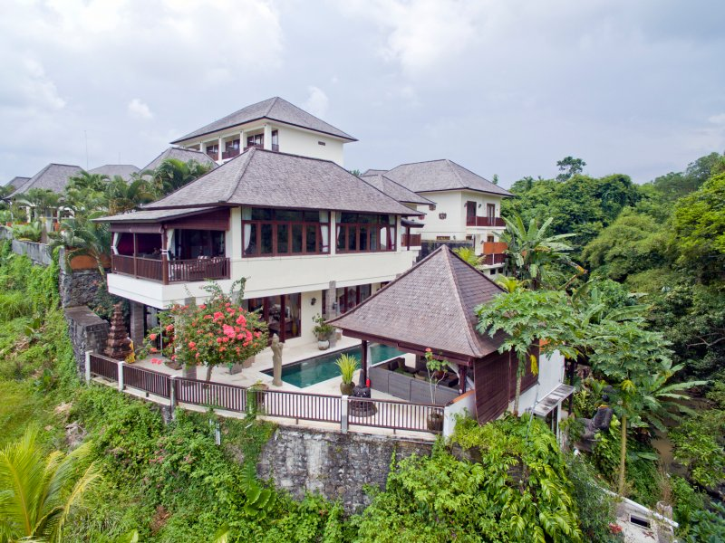 Sahaja7: Deluxe Private Villa With Pool in Boutique Resort, Free Breakfast!, holiday rental in Antap