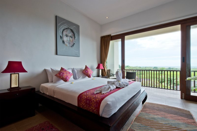 Three Bedroom Villa Sawah  B1, holiday rental in Pupuan