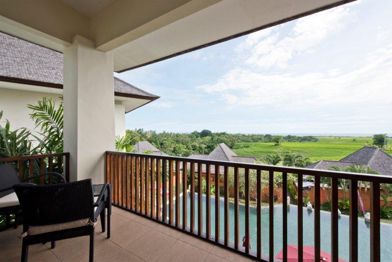 Three Bedroom Villa Sawah B4, holiday rental in Pupuan