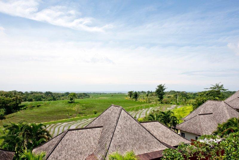 Two Bedroom Villa Sawah C3, holiday rental in Tabanan
