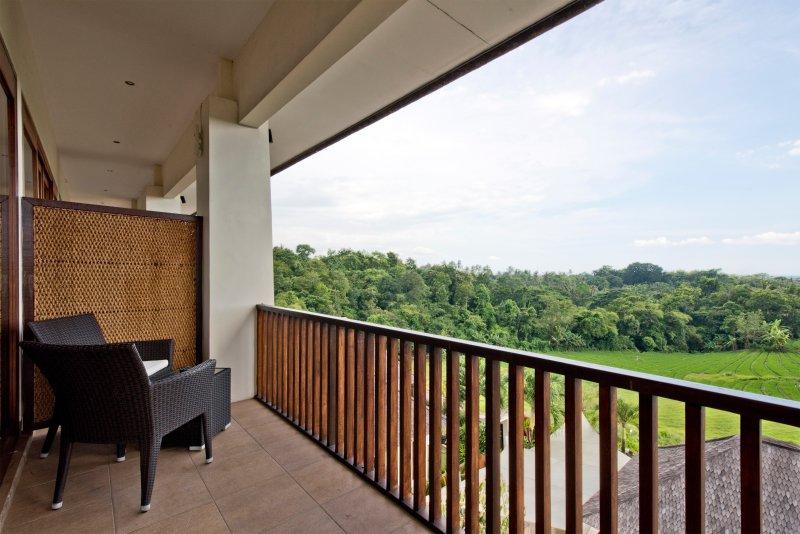 Two Bedroom Villa Sawah D1, holiday rental in Tabanan