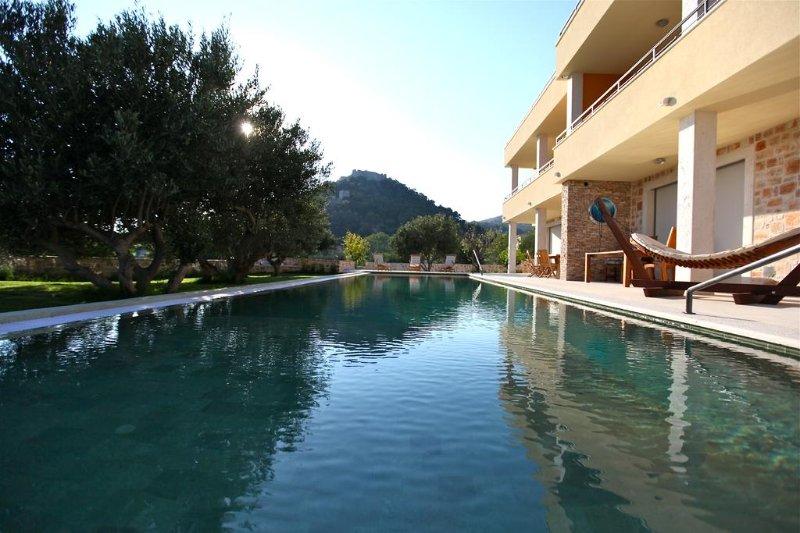 Studio-Wohnung in Villa im mediterranen Stil zu vermieten, Hvar