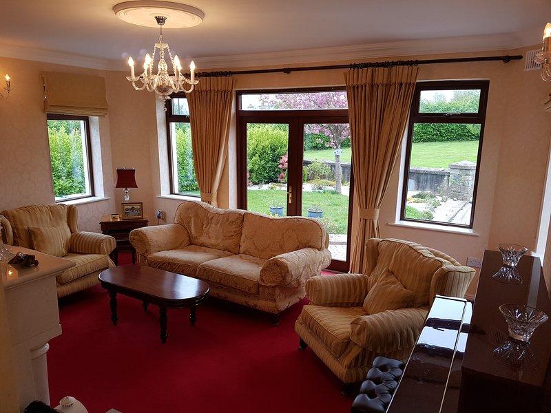 Belle maison familiale, parfaite pour le temps de famille de qualité dans le joyau de l'ouest de l'Irlande, Westport