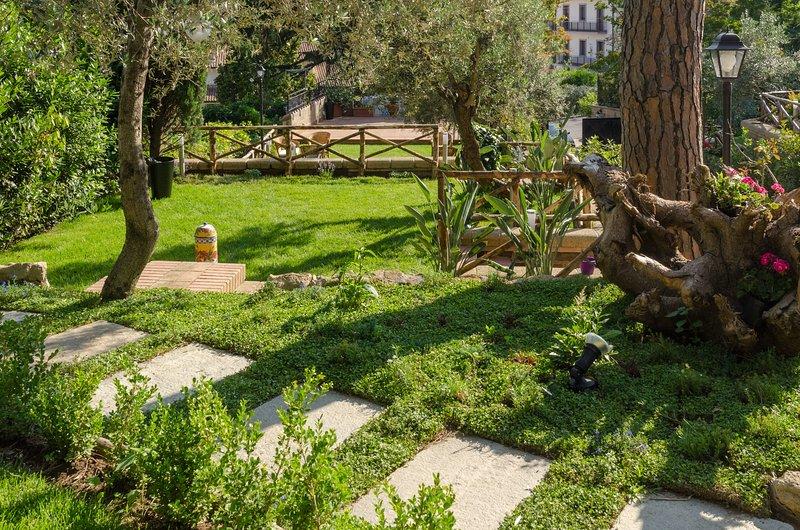VILLA DEI PROFUMI LILLà ROOM, holiday rental in Monterotondo Scalo