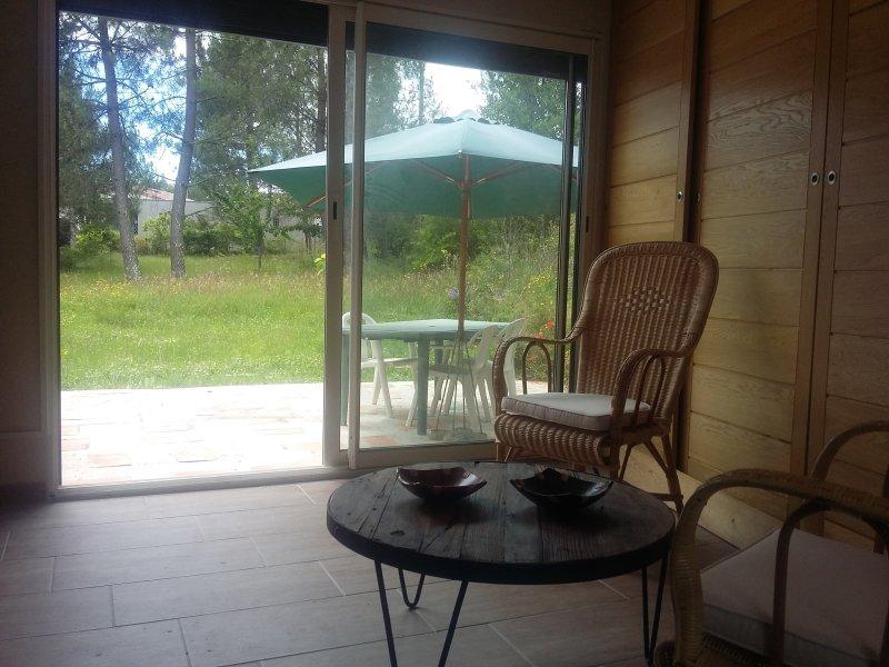 Studio de vacances, casa vacanza a Payzac