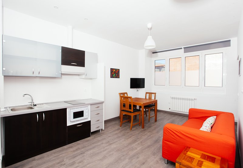 No 7 - Apartamento turístico nuevo al lado de San Sebastián, holiday rental in Lasarte-Oria