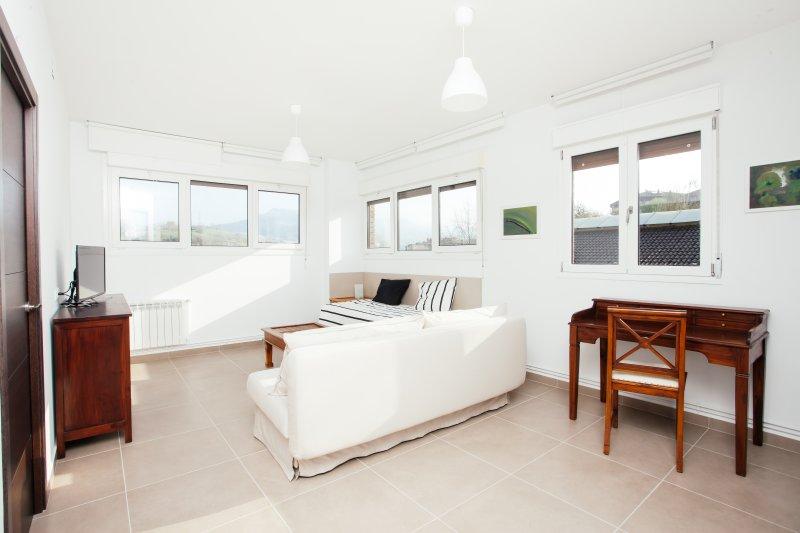 No 6 - Apartamento turístico nuevo al lado de San Sebastián, holiday rental in Lasarte-Oria