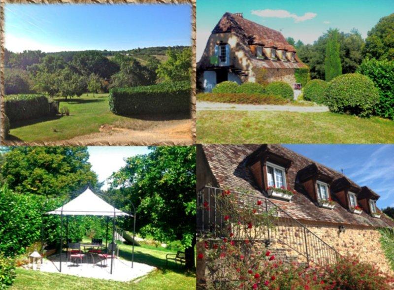 THE GUEST HOUSE Le Noisetier, casa vacanza a Sainte-Alvere