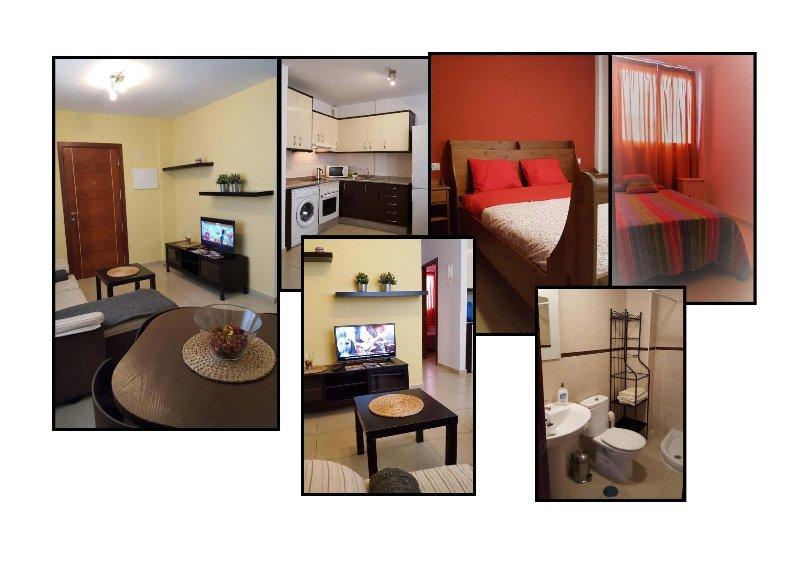 Piso de 2 dormitorios en el centro, vacation rental in Puerto Naos