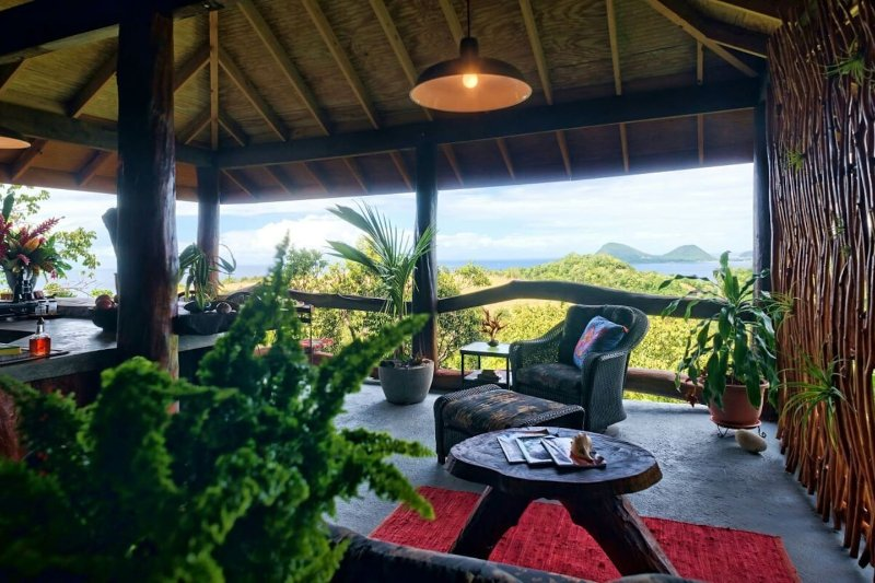 HIDEAWAYS-Madé Cottage NEW & UNIQUE, holiday rental in Dominica