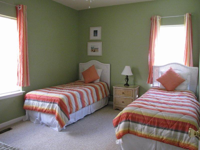 Chambre à coucher 2e étage