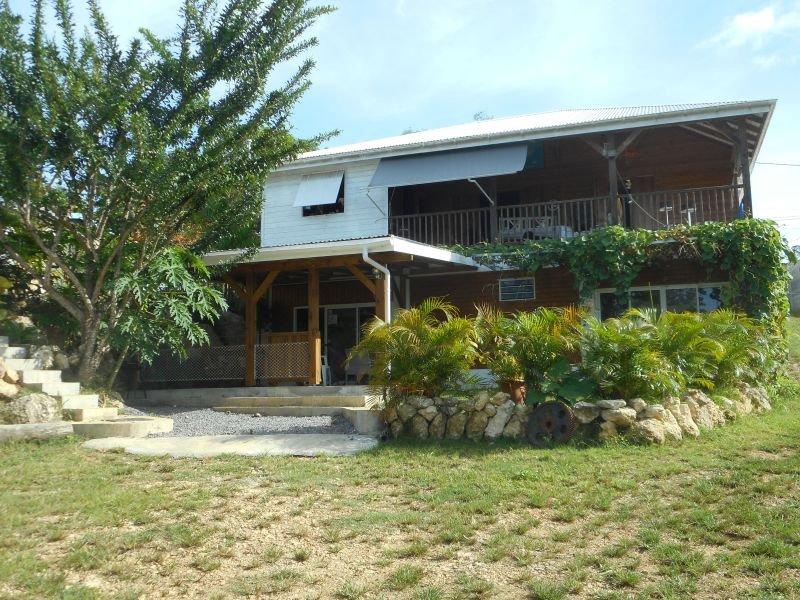 KAZA MIRABELLA, location de vacances à Sainte-Anne