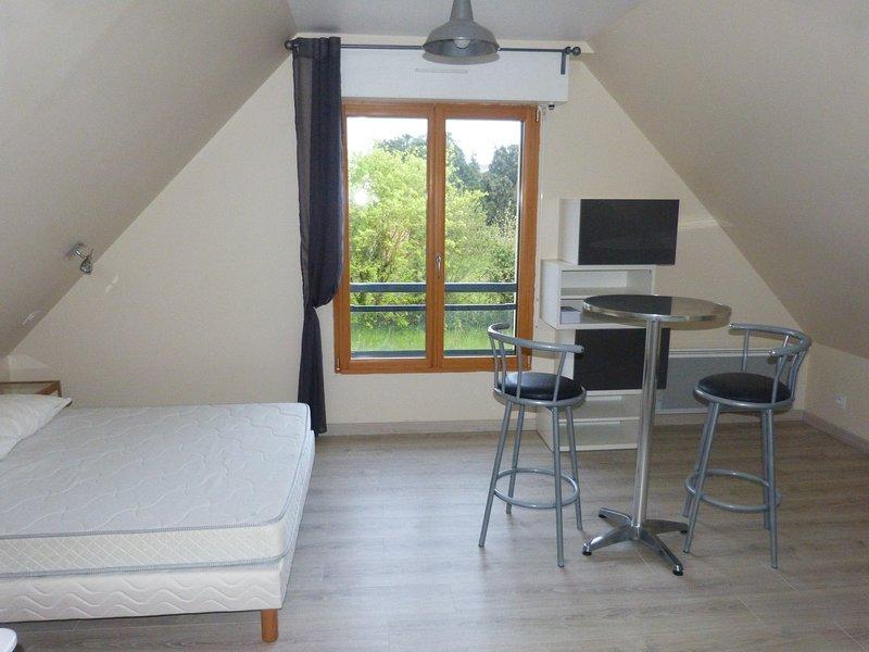 Studio indépendant 16m² proche Saint Malo, casa vacanza a La Gouesniere