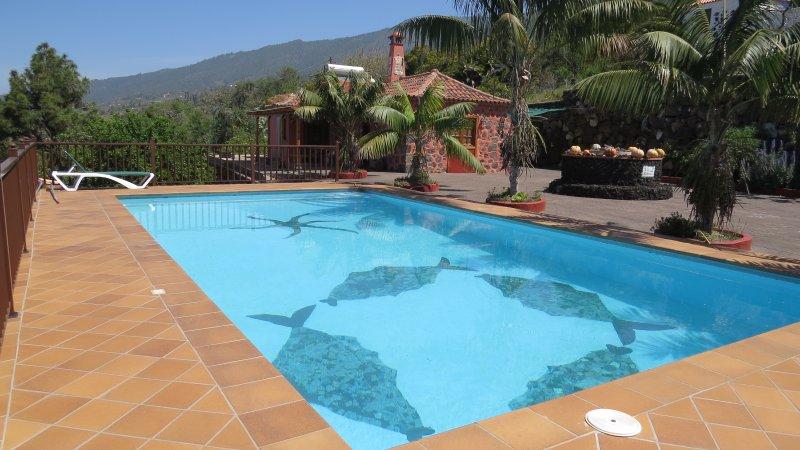 casa con vistas al mar y ala montaña, vacation rental in Barros