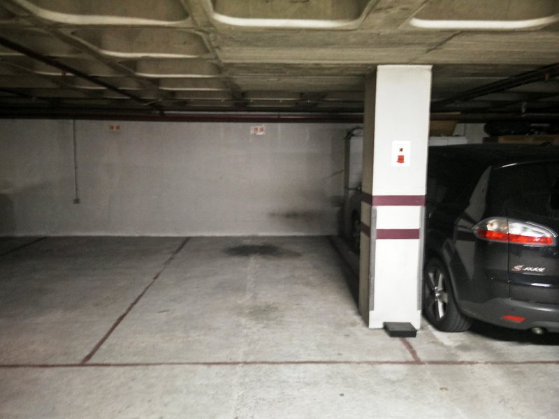 Parkeer plaats