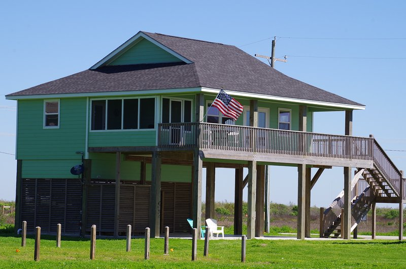 Pavillon, Gebäude, Haus, Deck, Veranda
