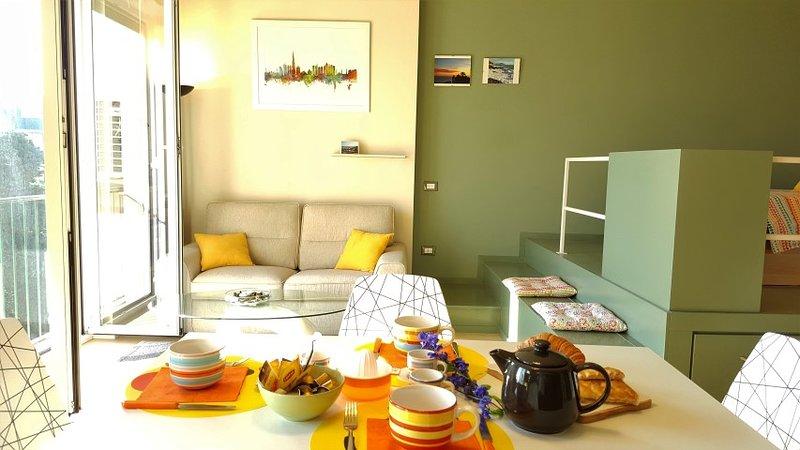 ILA0128 House Il Nido - Genova - Liguria, holiday rental in Bargagli