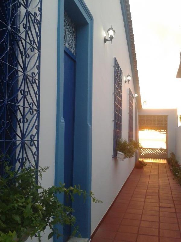 Charming Colonial House Blue Villa Itaparica