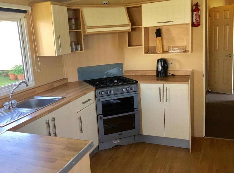 Combe Haven Holiday Caravan, casa vacanza a Hastings