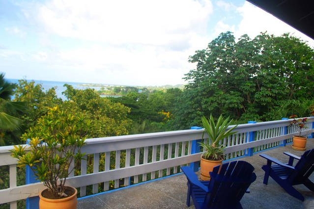 Captain's Quarters at Bayview Villas, overlooking beautiful Stonehaven Bay, aluguéis de temporada em Prospect