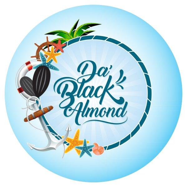 Da'black aux amandes.