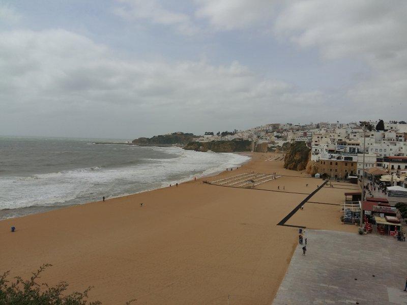 Fishermans beach