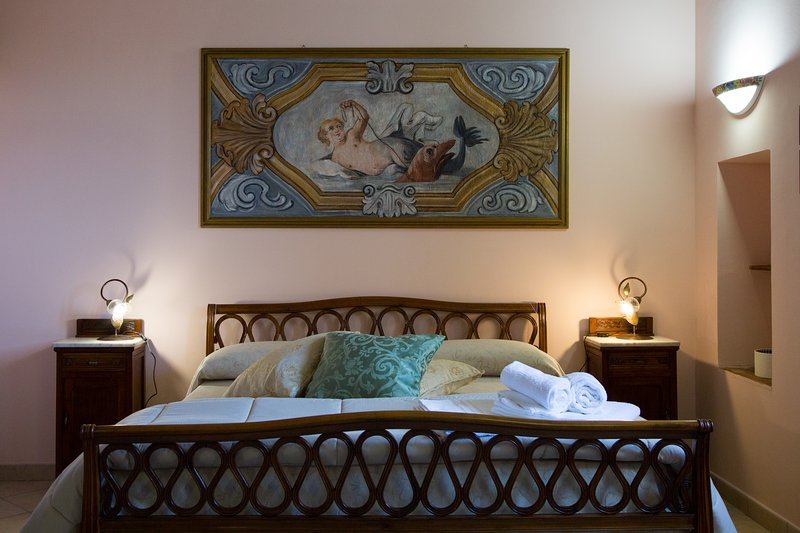 Palazzo Lauritano - historic rooms, vacation rental in Agerola