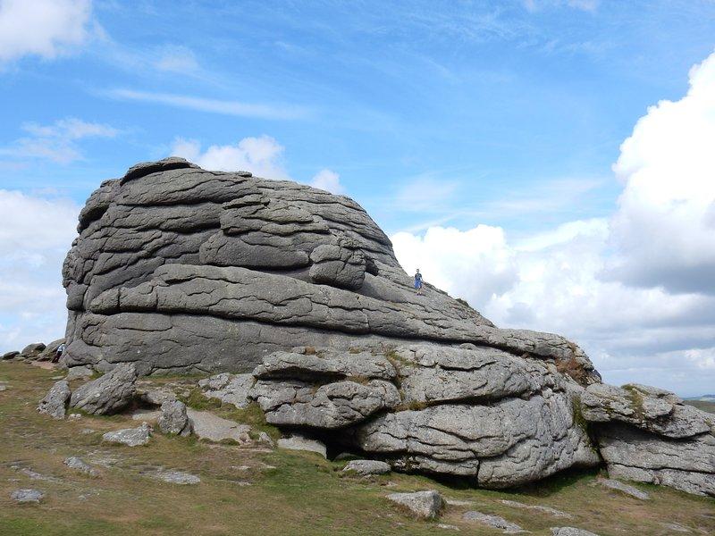Hermosa Dartmoor se encuentra a poca distancia en coche