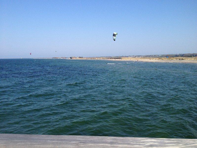 Idéal pour le vent et le kite surf