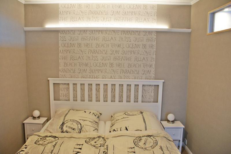 Chambre séparée avec lit double (180x200 cm)