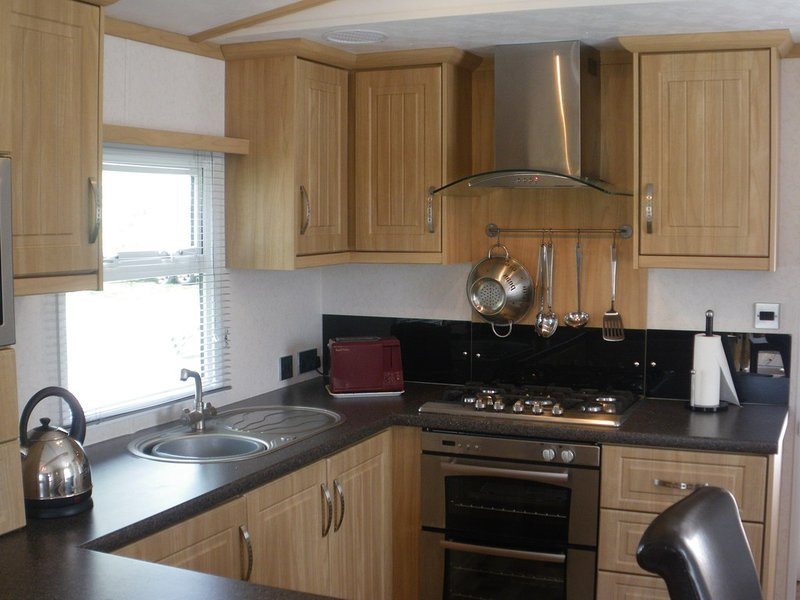 'Ketchup' 57 Boat of Garten Holiday Park, holiday rental in Badenoch and Strathspey