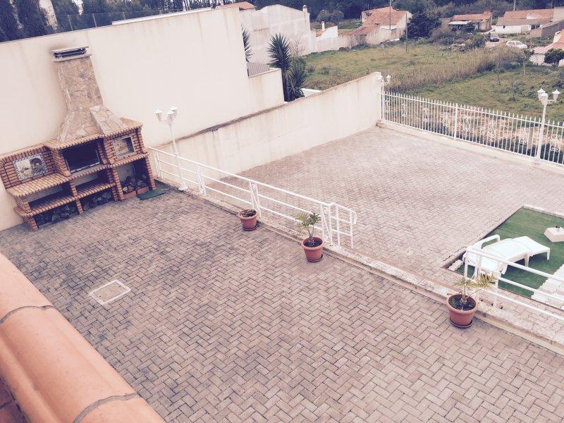 villa de peniche, holiday rental in Pedra do Ouro