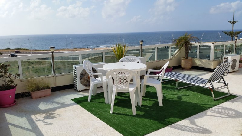 Vue Sur Mer à Sidi Bouzid El Jadida, holiday rental in El Jadida