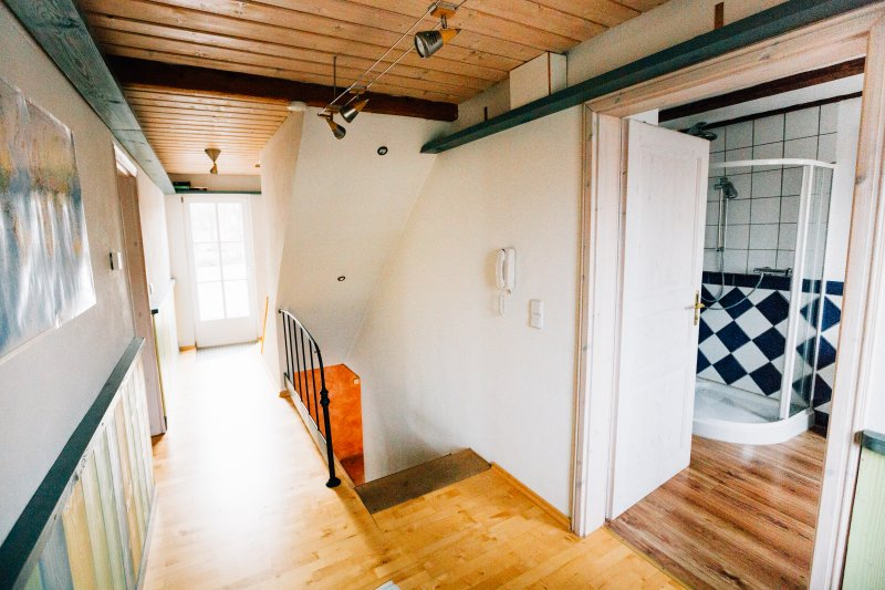 1er étage couloir