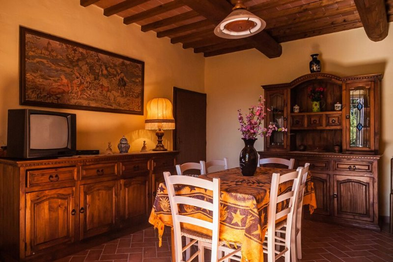 Agriturismo Fonte Etrusca, holiday rental in Sorano