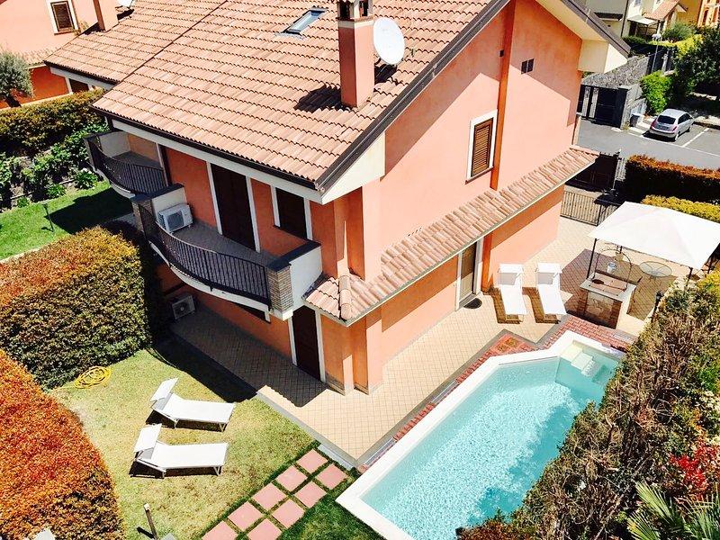 Etna Villa il Pino, holiday rental in Trecastagni