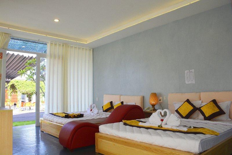 Bungalow - Twin double bed, aluguéis de temporada em Ba Ria-Vung Tau Province