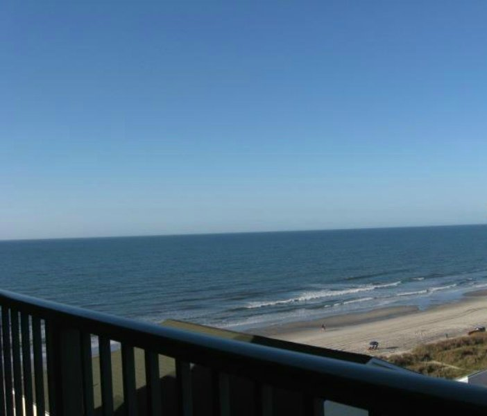 Ocean View From Your Spacious Private Balcony!