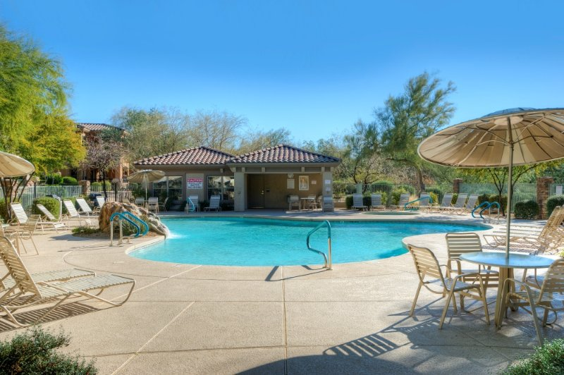 Complex Pool/Hot Tub (There Are 3 Pools/Hot Tubs In Total).