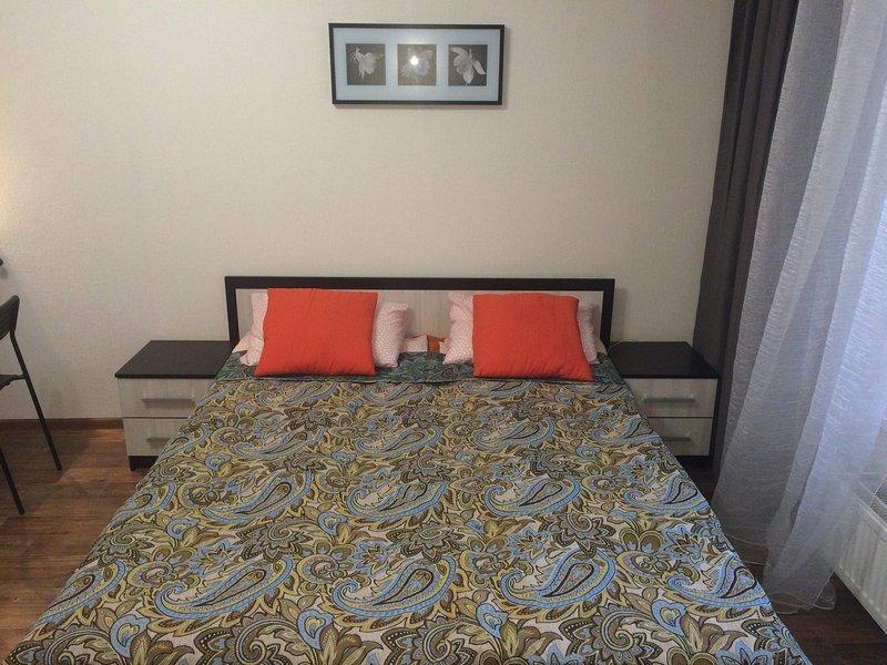 Saint Petersburg CR colored rooms Beige and Olive, location de vacances à Krasnogvardeysky District