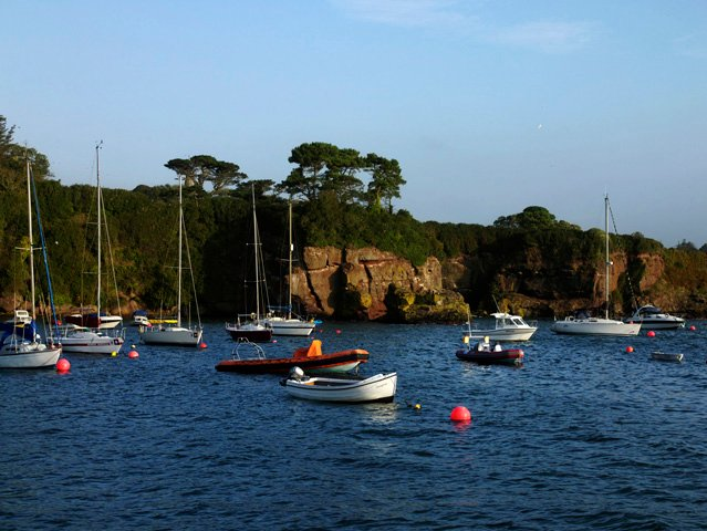 Boats at Dunmore East