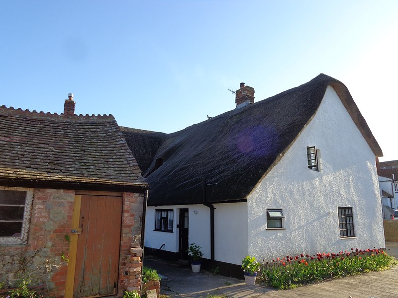 Thatched Cottage In The Heart Of Stogursey Village Updated