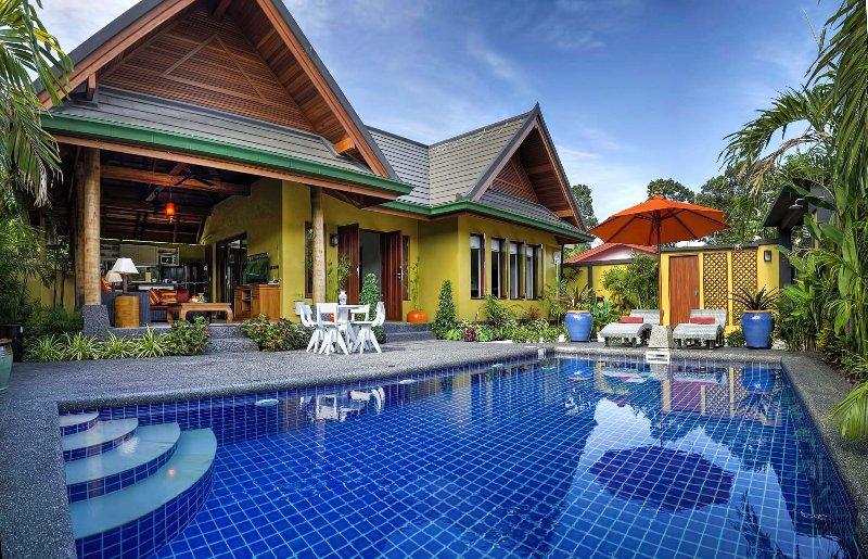 Luxury living at the new Villa
