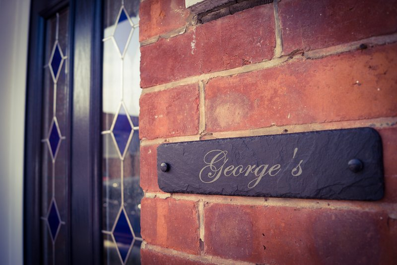 George's, new to the holiday market, enviable location close to seafront and town centre.
