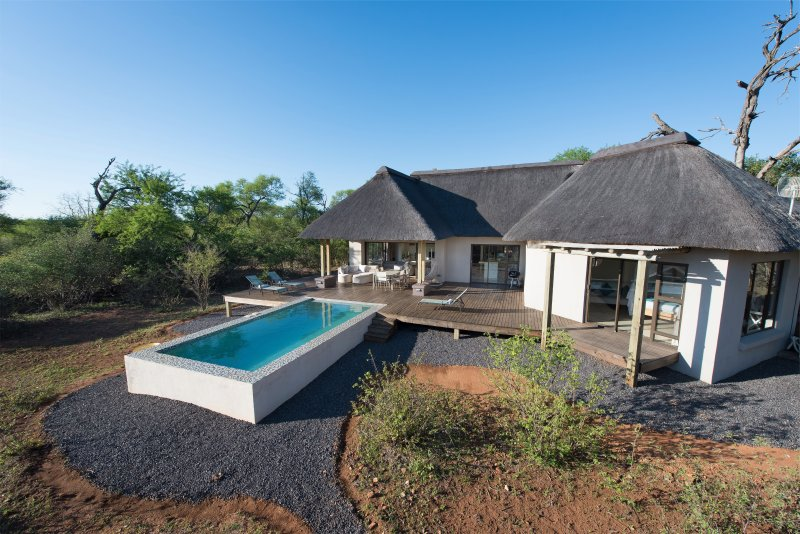 Villa Blaaskans near Kruger National Park - Hoedspruit - South Africa