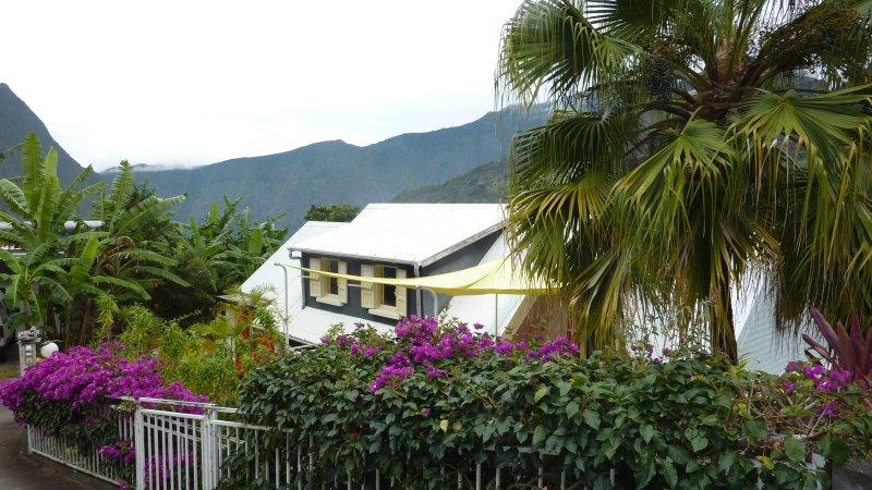 Auberge du Cap gite meublé – semesterbostad i Cilaos